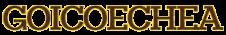 Logo Goicochea 1
