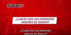 suerox_diferentessabores