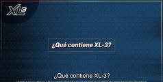 xl3_quecontiene